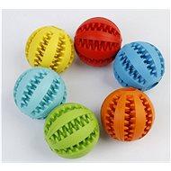 EzPets2U Leaky ball dog toy Dentálna loptička 7 cm - Loptička pre psov