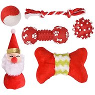 Flamingo Vianočná ponožka s hračkami – súprava