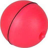 Flamingo Interaktívna hračka, loptička s LED ružová, priemer 6 cm - Interaktívna hračka pre mačky