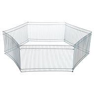 Trixie Ohrádka pozinkovaná pre myši a škrečky 6 dielov 48 × 25 cm, 90 cm - Ohrádka pre hlodavce