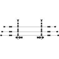 Trixie Mreža do batožinového priestoru 3 diely  96 – 163 cm/34 – 48 cm - Klietka pre psa