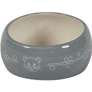 Zolux Miska keramická sivá 200 ml - Miska pre hlodavce