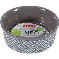 Zolux Miska NEO hnedá 150 ml - Miska pre hlodavce