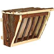 Trixie Jasličky na seno s prichytením na klietku drevené 20 × 15 × 17 cm