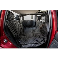 Reedog ochranný poťah do auta pre psa na zips + boky – čierny (M) - Deka pre psa do auta
