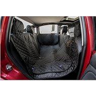 Reedog ochranný poťah do auta pre psa na zips + boky – čierny (L) - Deka pre psa do auta