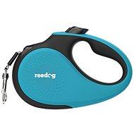 Reedog Senza Premium samonavíjacie vodítko L 50 kg / 5 m páska / tyrkysové - Vodítko