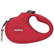 Vodítko Reedog Senza Basic samonavíjacie vodítko S 15 kg / 5 m páska / červené