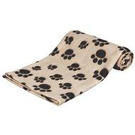 Trixie Beany fleece 100 × 70 cm béžová - Deka pre psa