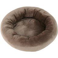 Olala Pets Round pelech 40 cm, hnedý - Pelech pre psov a mačky