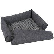 Olala Pets Pelech na sedačku 80 × 55 cm tmavo sivý - Pelech