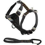 Kurgo Bezpečnostný postroj pre psa s autopásom, čierny, XL - Postroj pre psa do auta