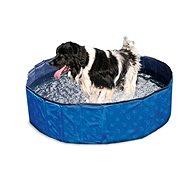Karlie-Flamingo - Bazén, modrý/čierny, 120 × 30 cm - Bazén pre psov