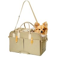 Karlie-Flamingo Prenosná taška béžová 37 × 15 × 27 cm - Taška pre psa
