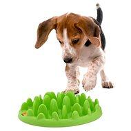 Karlie-Flamingo Miska Northmate® interaktívna MINI zelená 29 × 22,5 × 7 cm - Miska pre psa