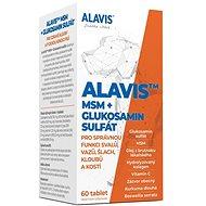 Alavis MSM + Glukozamín sulfát 60 tbl. - Kĺbová výživa pre psov