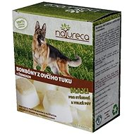 NATURECA Bonbóny z ovčieho tuku s cesnakom Maxi 250 g - Doplnok stravy pre psov