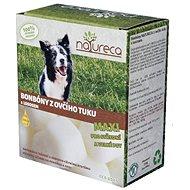 NATURECA Bonbóny z ovčieho tuku s lososom Maxi 250 g - Doplnok stravy pre psov
