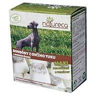 NATURECA Bonbóny z ovčieho tuku s morskou r. maxi 250 g - Doplnok stravy pre psov