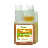 Canvit Amino pre psy a mačky sol. 125 ml - Doplnok stravy pre psov