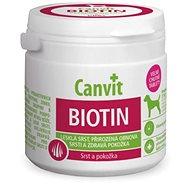 Canvit Biotin ochutené pre psov 230 g - Doplnok stravy pre psov