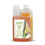 Canvit Fish oil 250 ml - Doplnok stravy pre psov