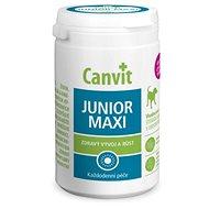 Canvit Junior MAXI ochutené pre psov 230 g - Doplnok stravy pre psov