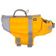 Vesta plávacia Hurtta Life Savior 5 – 10 kg oranžová - Plávacia vesta pre psov