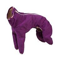 Oblečok Hurtta Casual prešívaný overal fialový 45L - Oblečenie pre psov