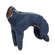 Oblečok Hurtta Casual prešívaný overal modrý 55L - Oblečenie pre psov