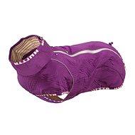 Oblečok Hurtta Casual prešívaná bunda fialová 30XL - Oblečenie pre psov