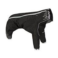 Oblečok Hurtta Downpour 35L čierny - Oblečenie pre psov
