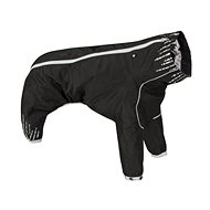 Oblečok Hurtta Downpour 40L čierny - Oblečenie pre psov