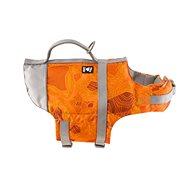 Vesta plávacia Hurtta Life Savior 0 – 5 kg oranžová camo - Plávacia vesta pre psov