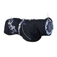 Oblečok Hurtta Drizzle coat čierny 25 - Pršiplášť pre psa