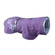 Oblečok Hurtta Drizzle coat fialový 50 - Pršiplášť pre psa