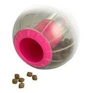 Hračka mačka CATRINE Catmosphere treat ball červená - Loptička pre mačky