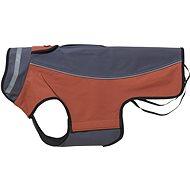 Oblečok Softshell Sivá/Hnedá 54 cm XL KRUUSE - Oblečenie pre psov