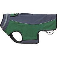 Oblečok Softshell Sivá/Zelená 40 cm M KRUUSE - Oblečenie pre psov