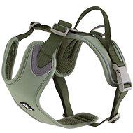 Postroj Hurtta Weekend Warrior ECO zelený 40 – 45 cm - postroj
