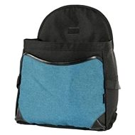 Batoh na nosenie psa BOWLING modrý 30 × 21 × 37 cm Zolux - Batoh pre psa