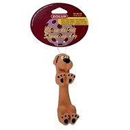 Psík LATEX DOGGIE 13 cm Zolux - Hračka pre psov