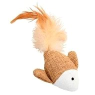 Ryba 7,5 cm textil Zolux - Hračka pre mačky