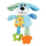 DOG COLOR plyš modrá 22 cm Zolux - Hračka pre psov