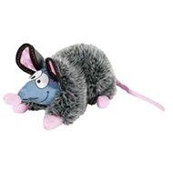 GILDA RAT plyš sivá 44 cm Zolux - Hračka pre psov