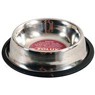 Miska nerez protišmyková pes STEEL Zolux - Miska pre psa