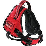 Postroj MOOV nastaviteľný červený XL Zolux - Postroj pre psa