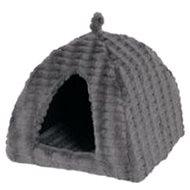 Pelech KINA IGLOO antracit 40 cm Zolux - Pelech pre psov a mačky