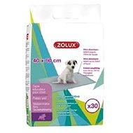 Podložka šteňa 40 × 60 cm ultra absorbent bal 30 ks Zolux - Absorpčná podložka