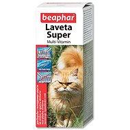 BEAPHAR Kvapky vyživujúce srsť Laveta Super 50 ml - Doplnok stravy pre mačky